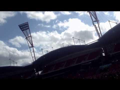Stereosonic Sydney 2013 - Crowd Sings Clarity w/ No Music