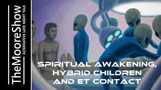 Bridget Nielsen Interview - Spiritual Awakening,  Hybrid Children and ET contact