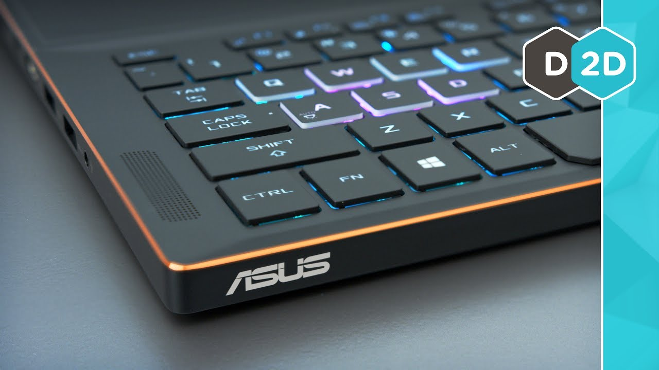 ASUS Zephyrus - The Perfect Gaming Laptop?