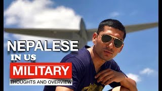 Nepalese in US military - Vlog 1