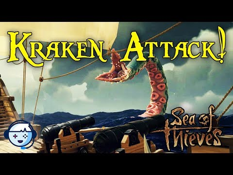 Killing The Kraken! | Becoming A Pirate Legend | Sea of Thieves | PC And Xbox | Ep01