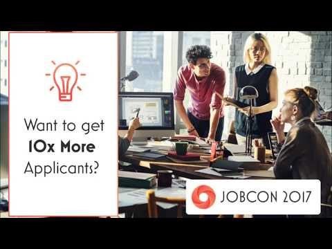 JOBCON 2017 - A Sourcing Event in Dallas-Fort Worth on August 19th