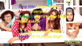 Aaj Blue Hai Pani Pani hindi Karaoke Instrumental With Hindi Lyrics By Dj Raj & Brothers Hindi Karao