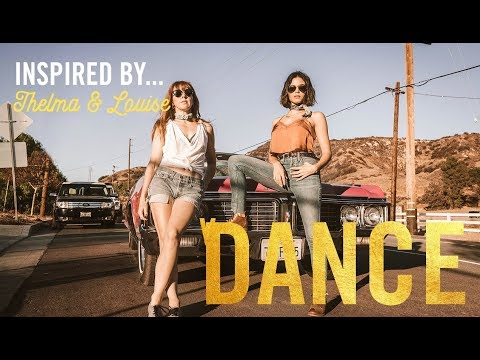 Thelma & Louise Inspired Dance | Feel It Still (Portugal The Man) |  ft. Alison Faulk