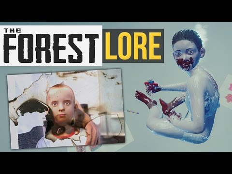 The Forest Lore Theories Explained (Megan Cross, Timmy & Escaping)