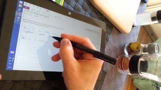 Dell Venue 11 Pro and stylus rev A01