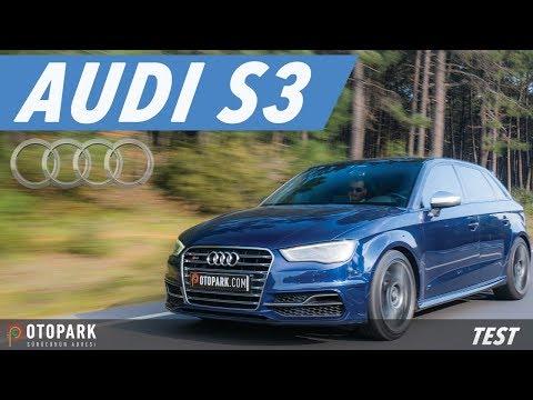 Audi S3 | Volkswagen Golf R'dan daha mı iyi? | TEST