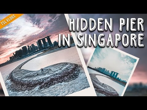 HIDDEN PIER IN SINGAPORE | TSL VLOGS