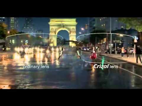 a528e30994 Crizal TV Commercial - Around the World