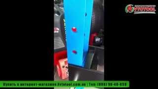 Видео-обзор Пресс гидравлический 20 тонн OMA 654B   «AVTOTOOL™»