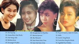 Ratih Purwasih, Betharia Sonata, Iis Sugiarti, Nafa Urbach, Nike Ardilla Album Lengkap Tembang Kenan