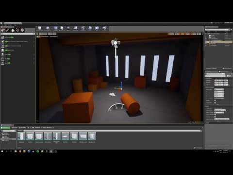 Lighting With Unreal Engine 4 Episode 02 Building Lights