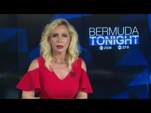 ZBM 'Bermuda Tonight' Newscast, April 22 2019