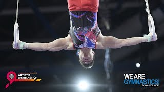 2019 Artistic Worlds, Stuttgart (GER) – Men's Qualifications, Highlights Day 1
