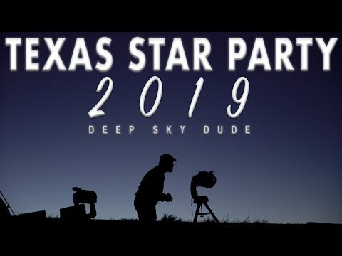TEXAS STAR PARTY 2019