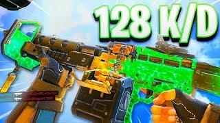 "128 KD GAMEPLAY in Black Ops 4...   (Best Titan"" Class Setup) - BO4..."