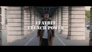 """EFAYBEE // """"FRENCH POWER"""" ( Trap and D&B Beatbox)"""