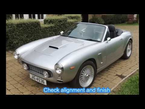 Ferrari 250 Gt Swb Build Part 3 Leman 1961 Youtube