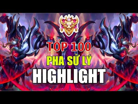 Highlight Hayate Tốp 100 Pha Sử Lý Cực Lỗi Đam Của Best Hayate - Hayate Highlight - Liên Quân Mobile