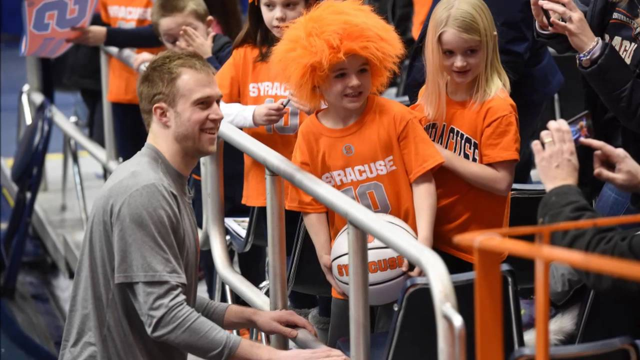 Trevor Cooney Michael Gbinije Share Message To Syracuse Basketball Fans