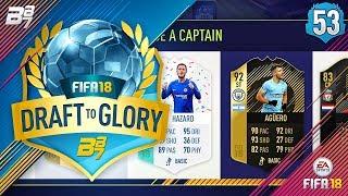FUT BIRTHDAY BEASTING!   FIFA 18 DRAFT TO GLORY #53