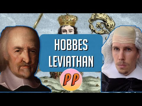 Thomas Hobbes - Leviathan | Political Philosophy