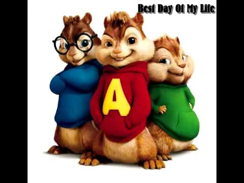 American Authors   Best Day Of My Life   Chipmunk Song