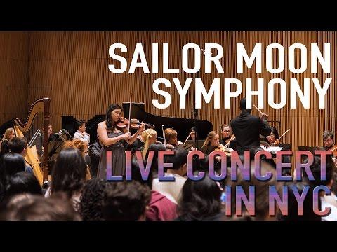 Sailor Moon Symphony 20th NYC Concert | SeraSymphony