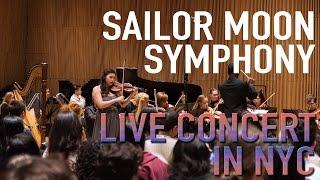 Sailor Moon Symphony 20th NYC Concert   SeraSymphony