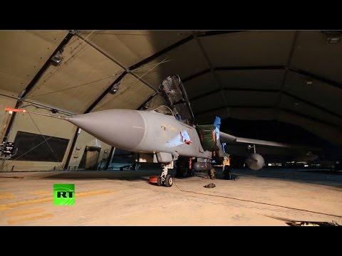 Британские солдаты незаконно участвуют в боевых операциях против ИГ в Сирии