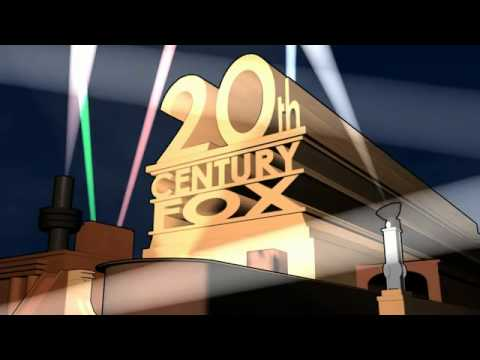 20th Century Pictures, Inc. and 20th Century Fox (1930s) logos (Blender)