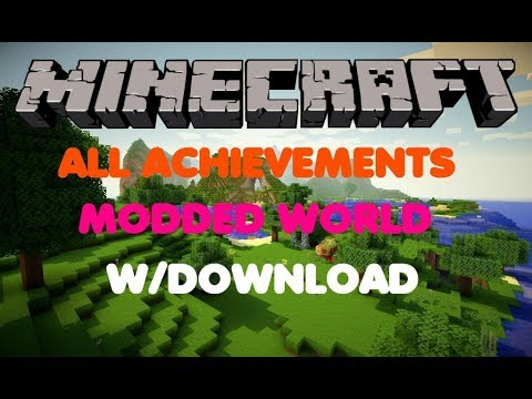 Minecraft Xbox Achievement Trophy World