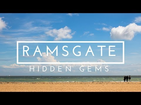 Discovering Hidden Gems in Ramsgate, South East England | #ad
