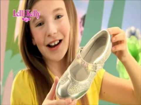lelli kelly new mille volti les chaussures talon pour fille youtube
