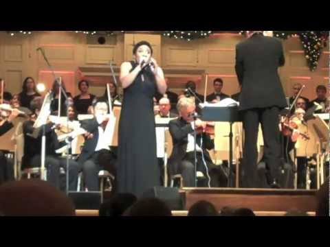 Melinda Doolittle - Three Christmas Spirituals