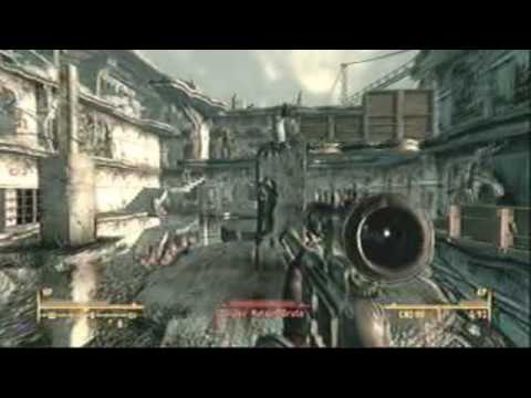 Fallout 3 Walkthrough: Operation Anchorage-  Aiding the outcasts |