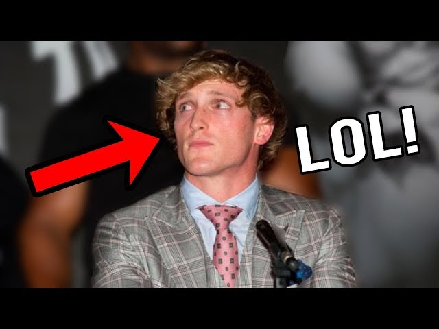 KSI Made Logan Paul Cry (KSI Vs Logan Paul Press Conference)