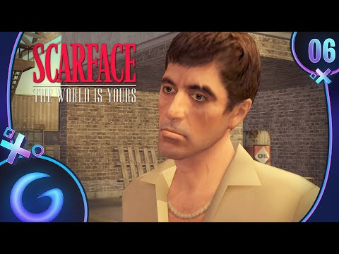 SCARFACE FR #6 : Le boss des docks !