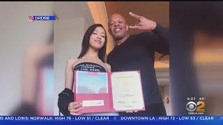 Dr. Dre Deletes Instagram Post About Daughter's Acceptance To Usc