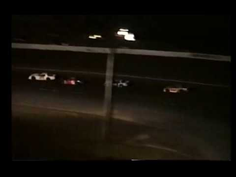 June 1990 NASCAR Winston Racing Series 100 Lap Special from Lebanon I-44 Speedway. Part 1 of 2