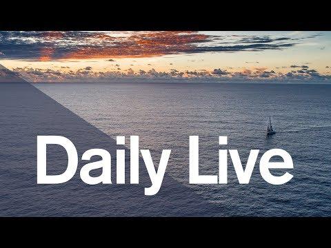 Daily Live – 1300 UTC Thursday 11 January | Volvo Ocean Race