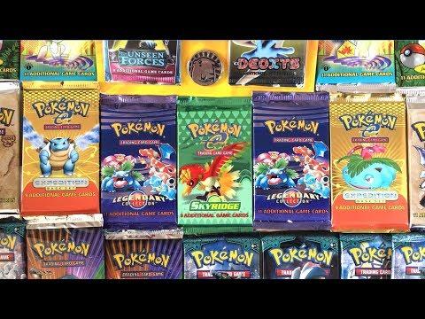VINTAGE Pokemon Card HEAVEN Has Been Found!