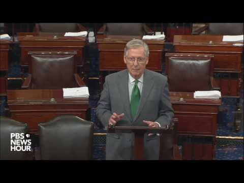 Download Youtube: Watch Live: Senate votes to confirm Sen. Jeff Sessions as attorney general