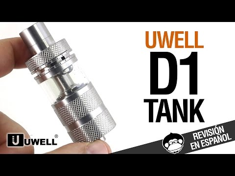 Uwell D1 tank - revision