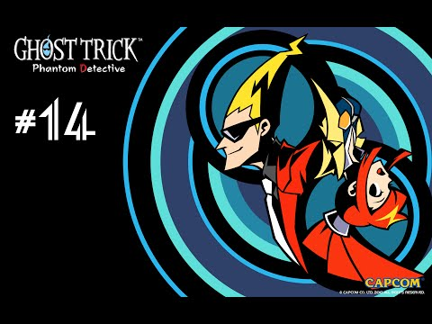 Mega Sucks at Ghost Trick: Phantom Detective #14 - Partners