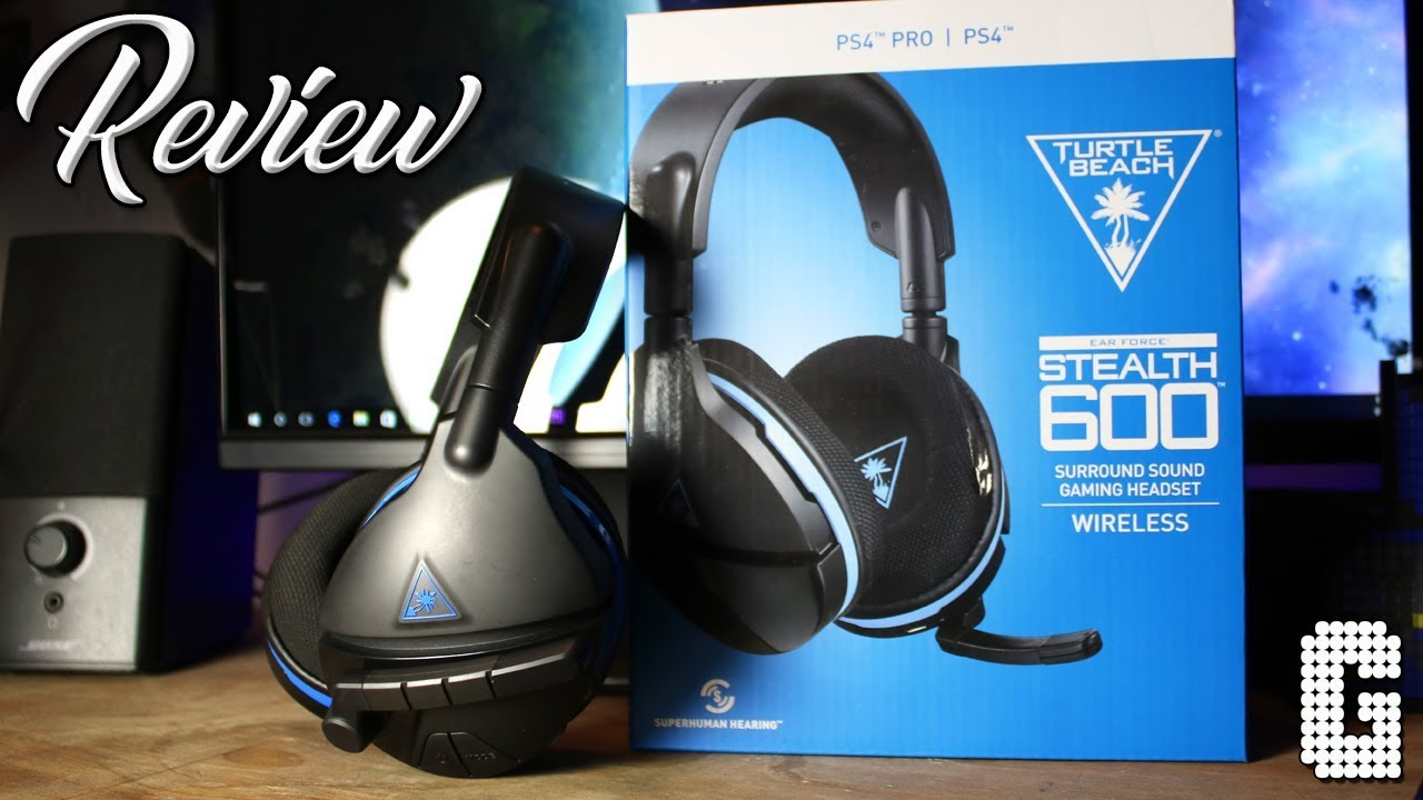 cf806a63f00 First Look! : Turtle Beach Stealth 600 Wireless REVIEW! - YouTube