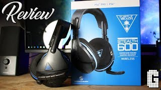 First Look! : Turtle Beach Stealth 600 Wireless REVIEW!