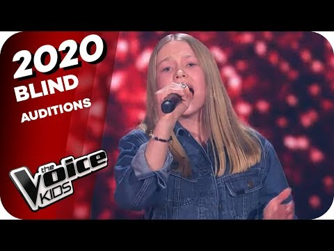 Leona Lewis - Run (Lisa-Marie)   WINNER   The Voice Kids 2020   Blind Auditions