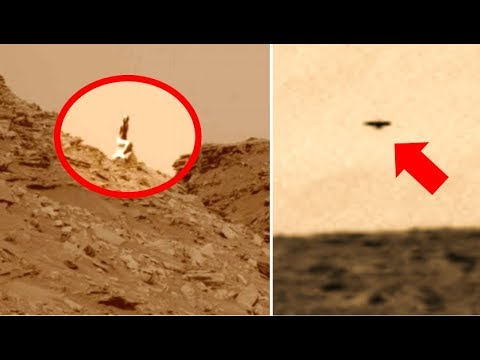 5 Mysterious Things On Mars Caught On Camera By NASA