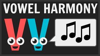 How To Evolve Voẁel Harmony Systems